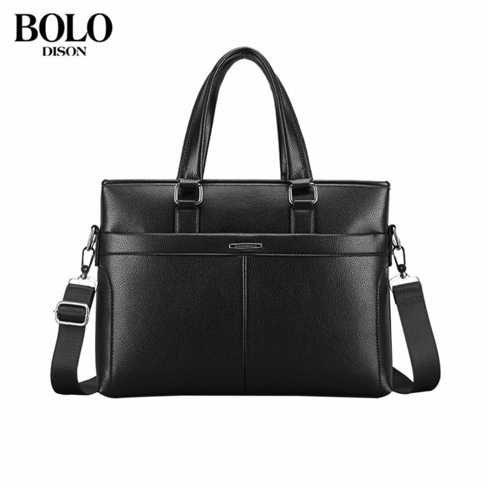 2017 Men Leather Genuine Messenger Bags black, brown, khaki Color Male Casual Briefcase Business Shoulder Bag Handbags все цены