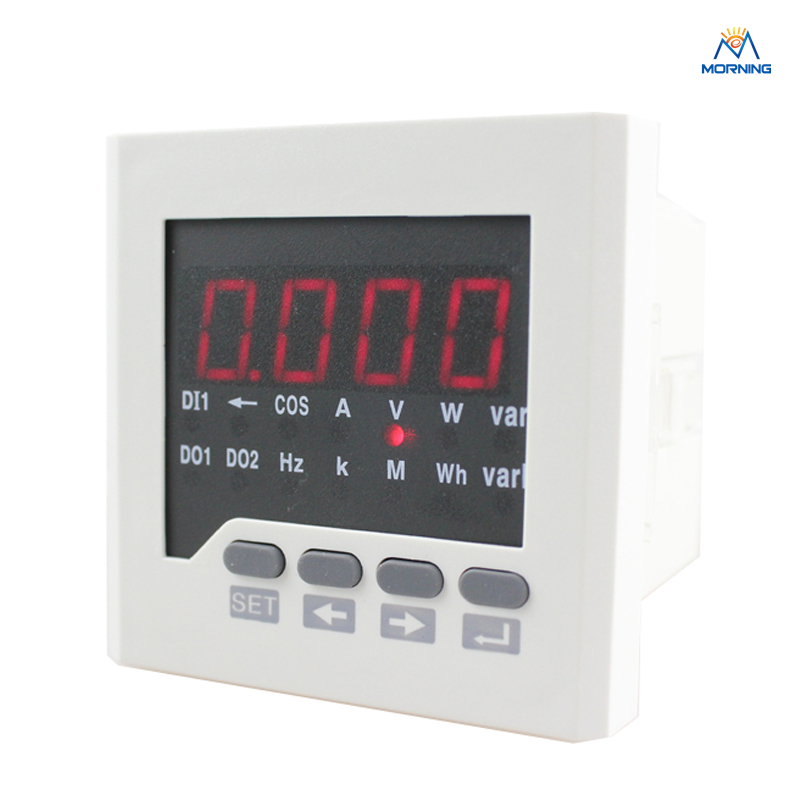 D71 single phase multifunction meter price digital only  80*80mm mc 7806 digital moisture analyzer price with pin type cotton paper building tobacco moisture meter