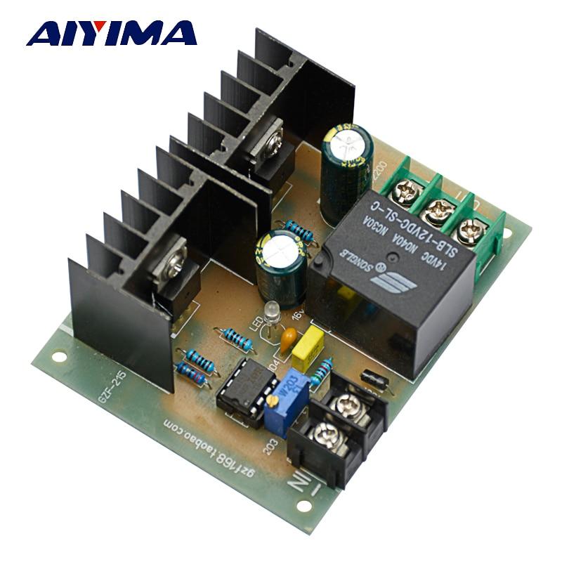 купить Aiyima 1Pc Transformer 50hz Frequency Inverter Driver Circuit Board DC12V to 220V Inverter Module онлайн