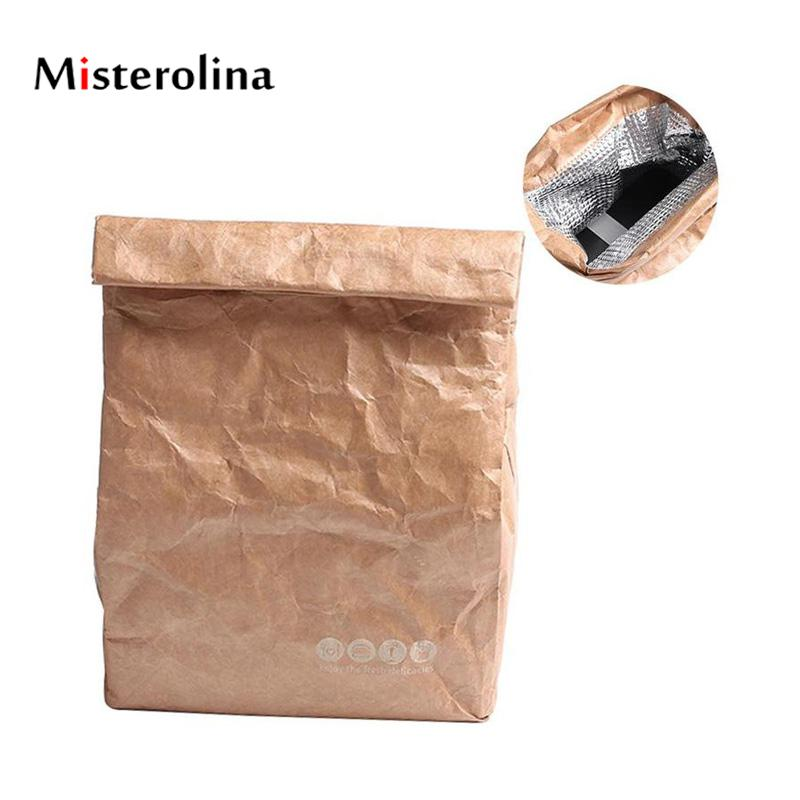 Misterolina Nutritious Meals Thermal Food Bag For Patient Cooling Bags Dry Ice Packs Picnic Cooler Ice Bag Cold Storage 2018 New