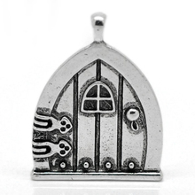 10PCs Silver Tone Fairy Wish Door Charm Pendants 35x27mm(1 3/8 inch x  sc 1 st  AliExpress.com : door charm - Pezcame.Com