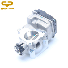 Auto Throttle Body For Citroen 1635.R8 1635R8 For Fiat 9640796280 96 407 962 80 For 206 207 Throttle Bodies 44MM 408239821001 brand new throttle body 9640796280 408 239 821 001 egast02 for fiat fiorino qubo