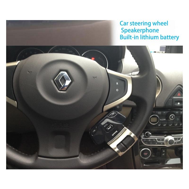 """Siparnuo vairo belaidis """"Bluetooth"""" automobilinis rinkinys - Automobilių Elektronika - Nuotrauka 4"""