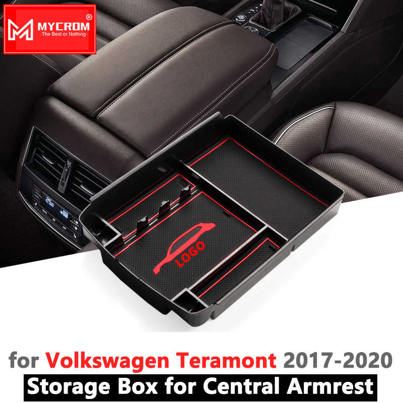 Detail Feedback Questions About Armrest Box Storage For Vw Teramont