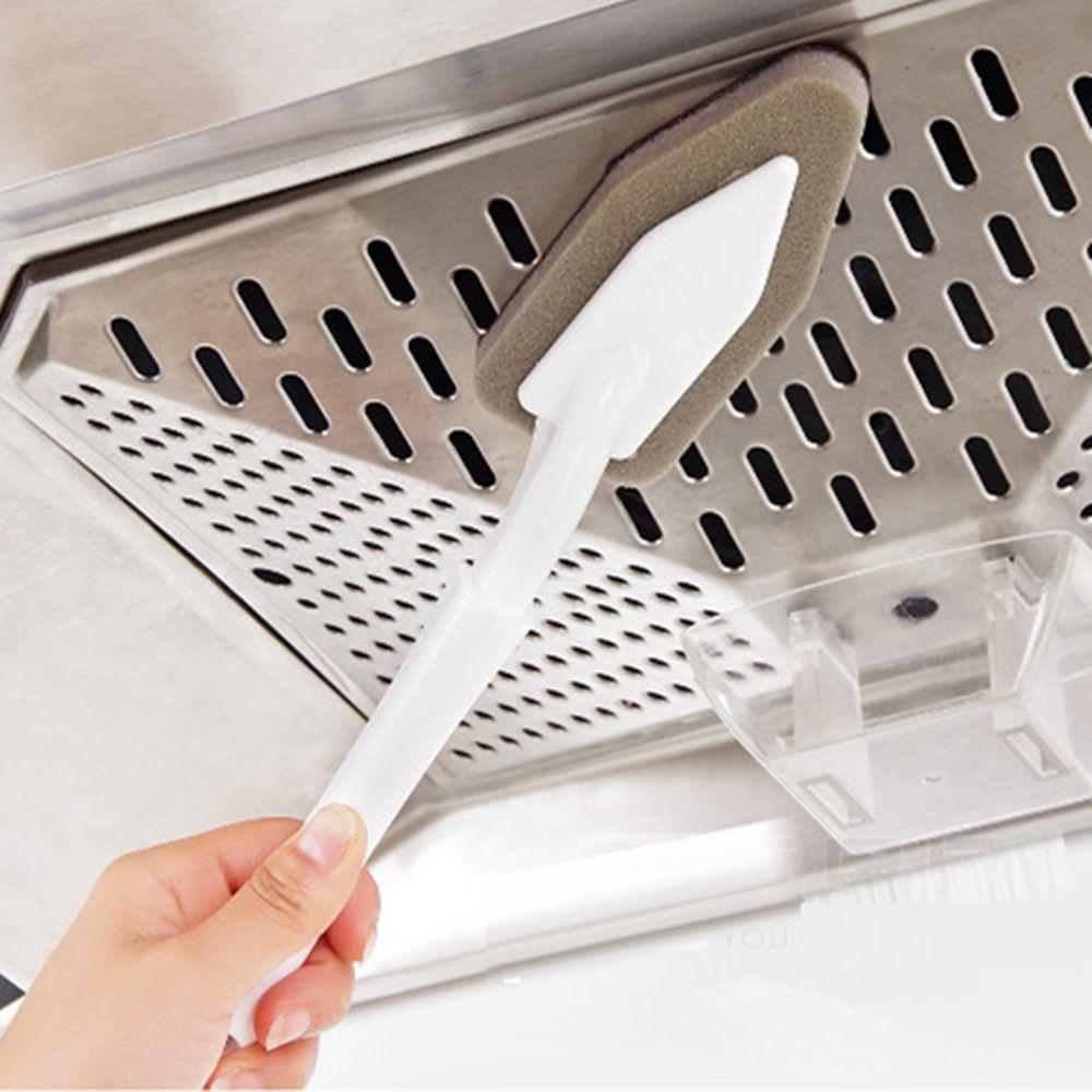 Kitchen Nano Emery Magic Clean Rub Pot Rust Focal Stains Sponge Removing Kit #25