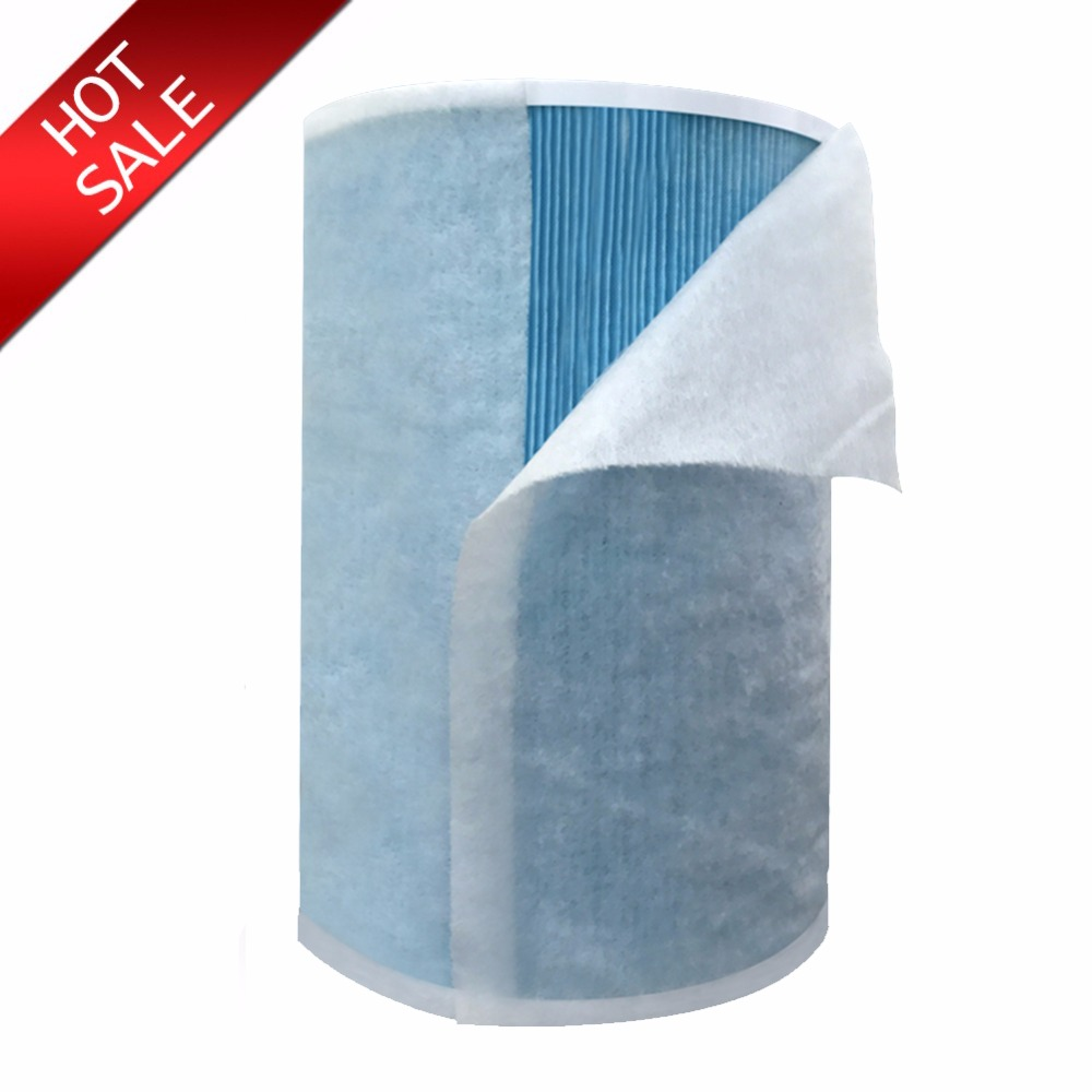 6pcs Thickening Electrostatic Cotton For Philips Xiaomi Air Conditioner Mi Air Purifier Pro/1/2 Air Purifier Dust Filter Hepa