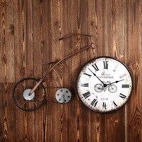 New Solid Wood Wall Clock Saat Relogio de parede Round Clock Reloj Horloge mural Home Mute living room bedroom wall clocks watch
