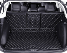 For Jeep Compass 2017 Rear Boot Cargo Trunk Mat Pad Carpets 1set High equipped or Low equipped Car Styling accessories!