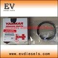 Вилочный погрузчик Yanmar 3D84 3TNV84 3TNE84 3TN84 поршневых колец 3T84 3TNA84 YM129508-22950