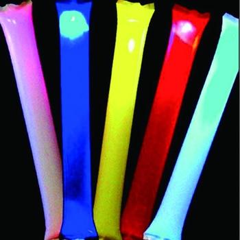 200PCS LED Cheering Balloon sticks for Concert/Football/Basketball Fans Cheerleading Props flash light long balloon