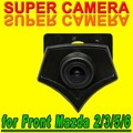 For Sony CCD Mazda 2 3 5 6 CX-7 CX-9 MX-5 MPV R8 Car Front logo camera special car front camera