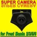 For Sony CCD Mazda 2 3 5 6 CX-7 CX-9 MX-5 MPV R8 Car Front logo camera special car front camera