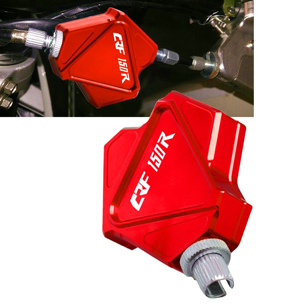 CNC Stunt Clutch Lever Easy Pull Cable System For HONDA CRF 150R CRF150R 2007-2018 2009 2010 2011 2012 2013 2014 2015 2016 2017