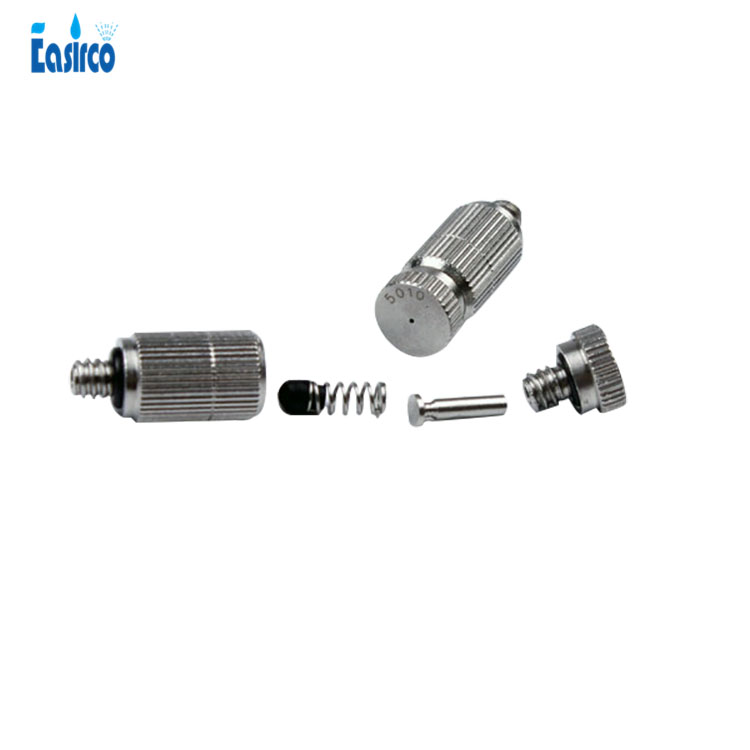50pcs pack 20 80bar High pressure stainless steel Fog Mist Nozzle for misting system free