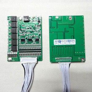 Image 3 - קטן גודל BMS L85 * W65 * H6.5mm, 13 s 48 v 30A ליתיום יון BMS, עבור 13 s 48 v סוללה דואר, עם פונקצית איזון.