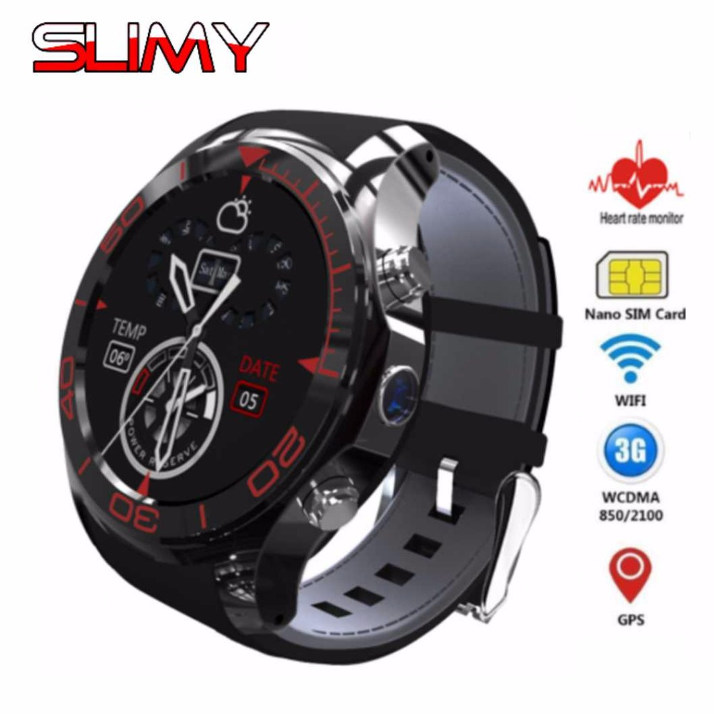 Slimy 2018 3G Smart Watch Phone S11 Android 5.1 OS 512MB ...