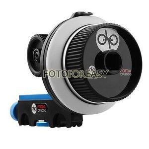 "Image 4 - FOTGA DP3000 DSLR מהדק שחרור מהיר לעקוב פוקוס עבור 15 מ""מ מוט Rig Canon 5D II III"