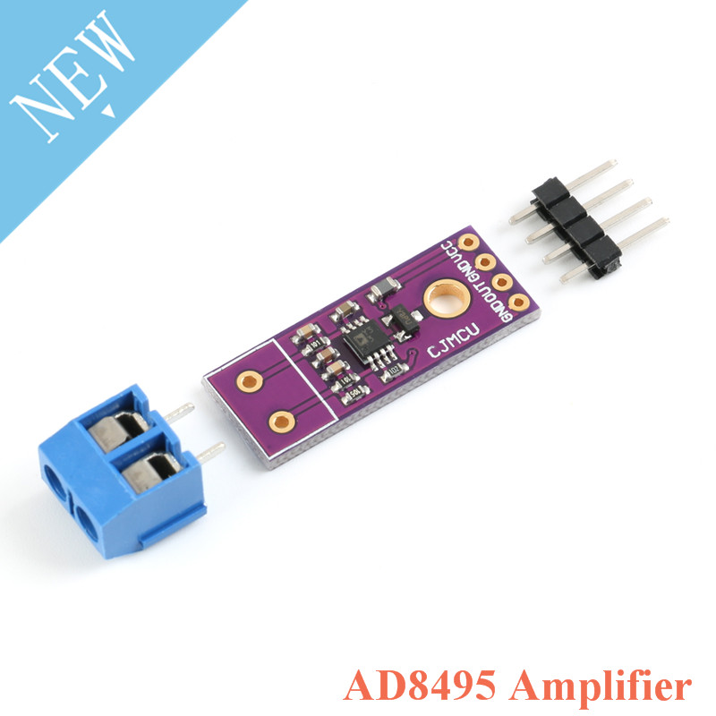 AD8495 Amplifier Module ARMZ Precision Thermal Coupling K-Type Thermocouple Amplifier Module AD8495