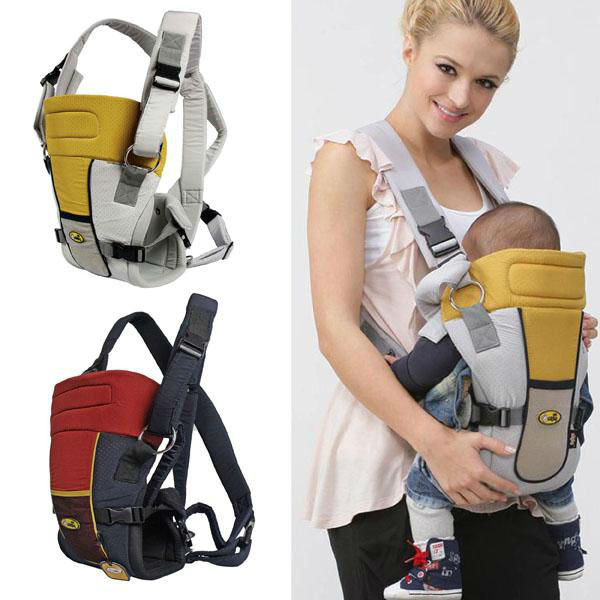 Yellow A167 Multifunctional Baby Suspenders Carrier+High Quality Kid