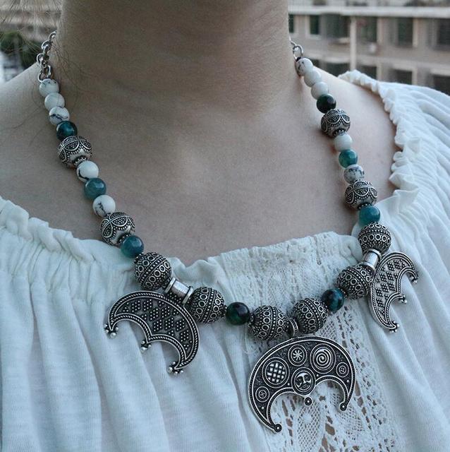 1pcs Viking Dress Jewelry...