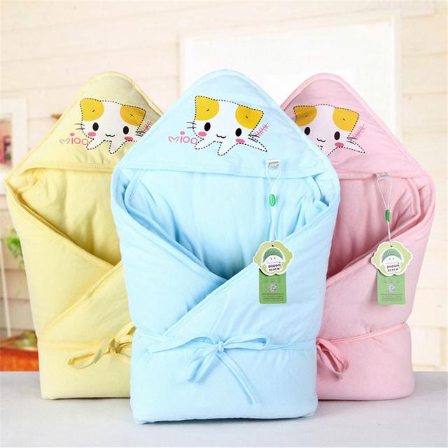 2017 Bebê Swaddles Musselina Pano de Algodão Cobertores Do Bebê Recém-nascido Gaze Toalha de Banho Segurar Envolve Recebendo Cobertores de Cama 50X0012
