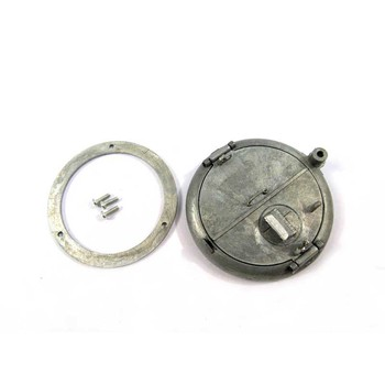 1/16 Sherman metal split hatch cupola with opening hatch for Mato 1230 complete metal M4A3(75)W sherman 1:16 rc tank