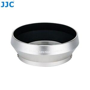 Image 3 - JJC pare soleil en métal 46mm pour OLYMPUS M. ZUIKO DIGITAL 17mm F1.8 remplace LH 48B