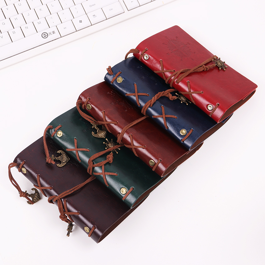 New Diary Notebook Vintage Pirate Note Books