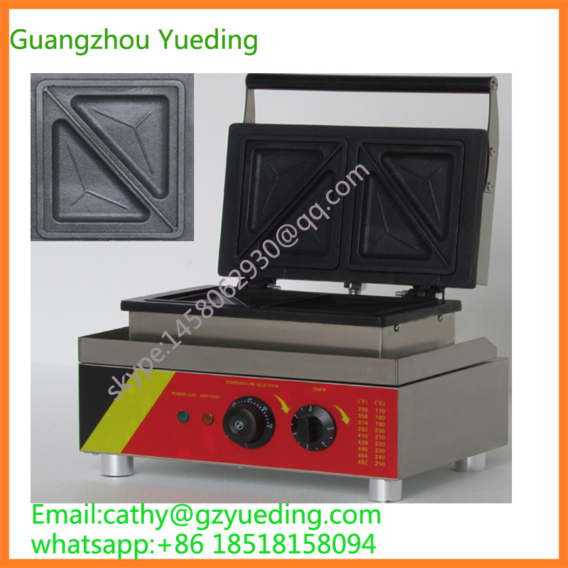 CE Factory price direct selling sandwich machine/electric sandwich making machine