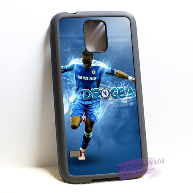 Didier Drogba 1 fashion cell phone case cover for samsung galaxy S3 S4 S5 S6 edge S7 edge Note 3 4 5
