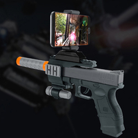 Children Fidget VR AR Game Gun Toy Bluetooth 3D VR Games Indoor Augmented Reality Toys For