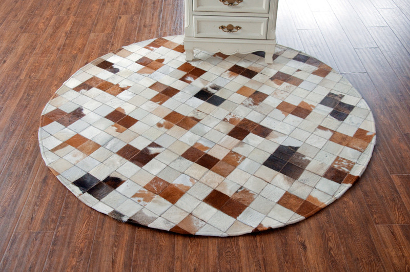 Fashionable art carpet 100% natural genuine cowhide leather cheap carpetFashionable art carpet 100% natural genuine cowhide leather cheap carpet