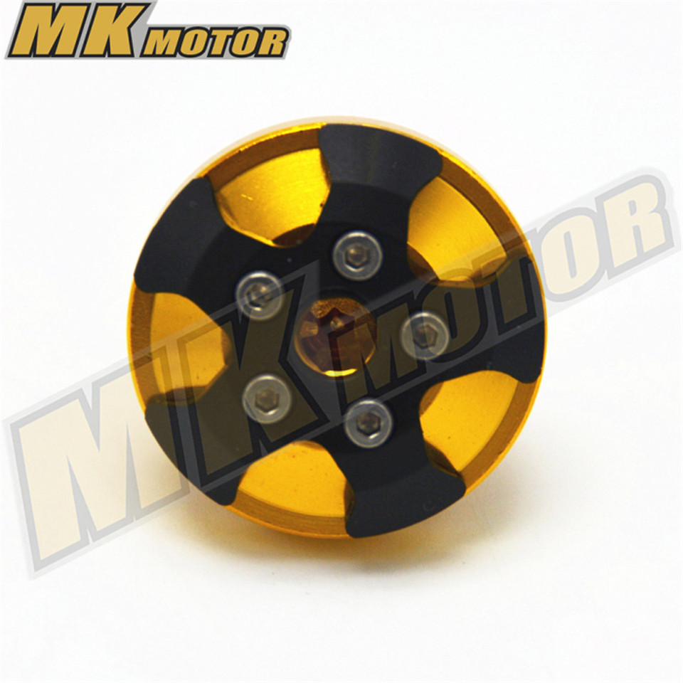 ЧПУ М20*2.5 синий магнитный моторное масло заливной горловины для Honda CB650F CBR650F CB500 CBR500 для Suzuki SV1000 sv650, то GSR600
