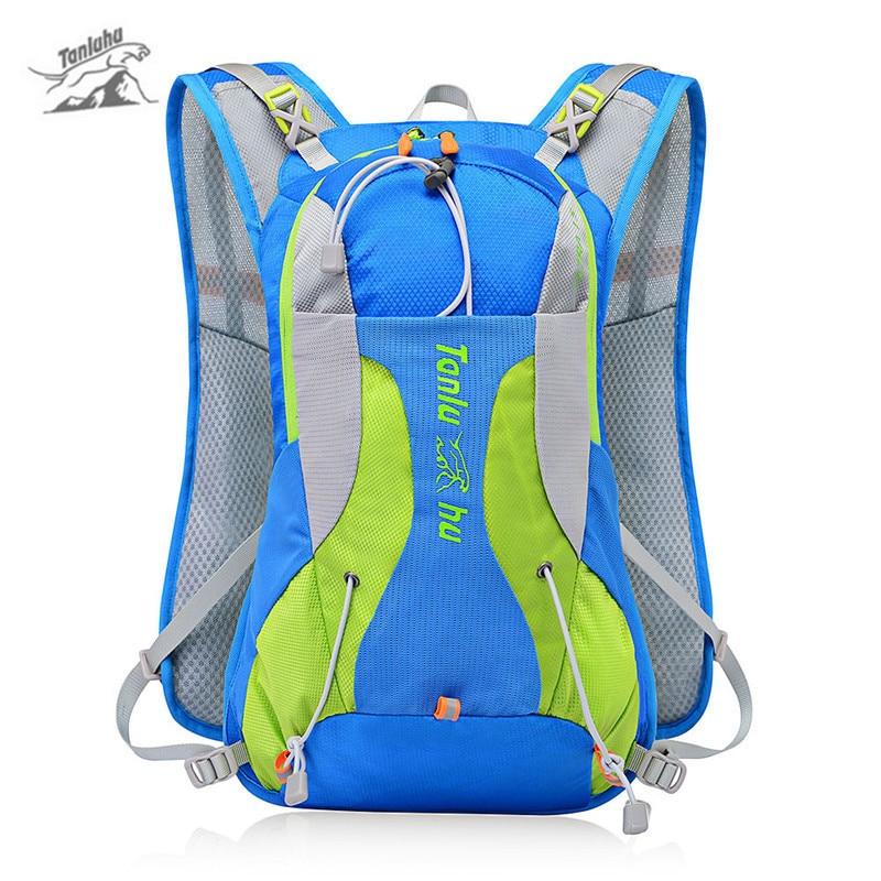 c608087ef3c8 Tanluhu 676 10L Trail Running сумка рюкзак гидратации бег спортивный жилет  поясная