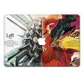 Einstein Left and Right Brain for Macbook Case Sticker 11 12 13 15 inch Air Pro Retina  Vinyl Decal for Mac Laptop Cover Skin
