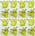 Mixed 100pcs Pokemon Pikachu Charms Pendants Jewelry Making DIY Christmas Gifts Free Shipping