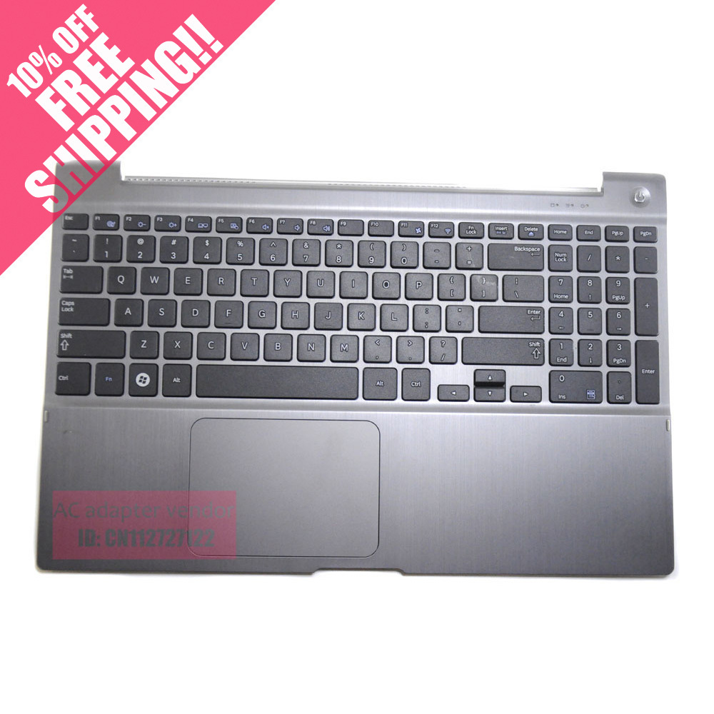 FOR samsung NP700Z5B notebook keyboard with C shell for samsung q530 keyboard c shell top page 2
