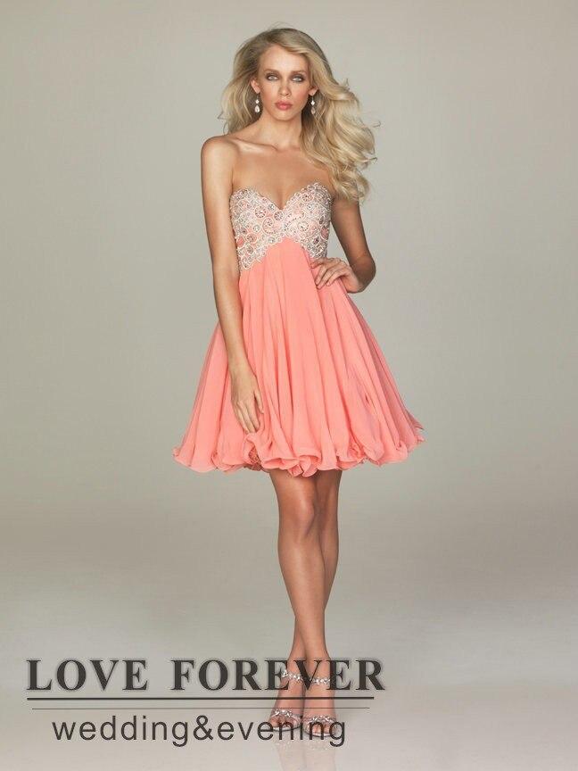 Love Forever Prom Dress