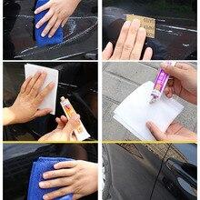 Краска для удаления царапин, потертостей, царапин, 2 части, комплект, автомобильные аксессуары, аксессуары для автомобиля, многоцелевой, высокое качество