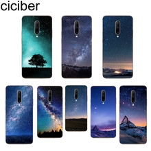 ciciber Northern Lights Phone Cases For Oneplus 7 Pro 1+7 Pro Soft TPU Back Cover for Xiaomi 9 Coque For Redmi Note 7 6 Pro Capa