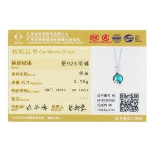 Image 5 - BAMOER authentique 925 argent Sterling Mermaid manquant conte de fées boucles doreilles anneau ensemble de bijoux en argent Sterling bijoux cadeau ZH066