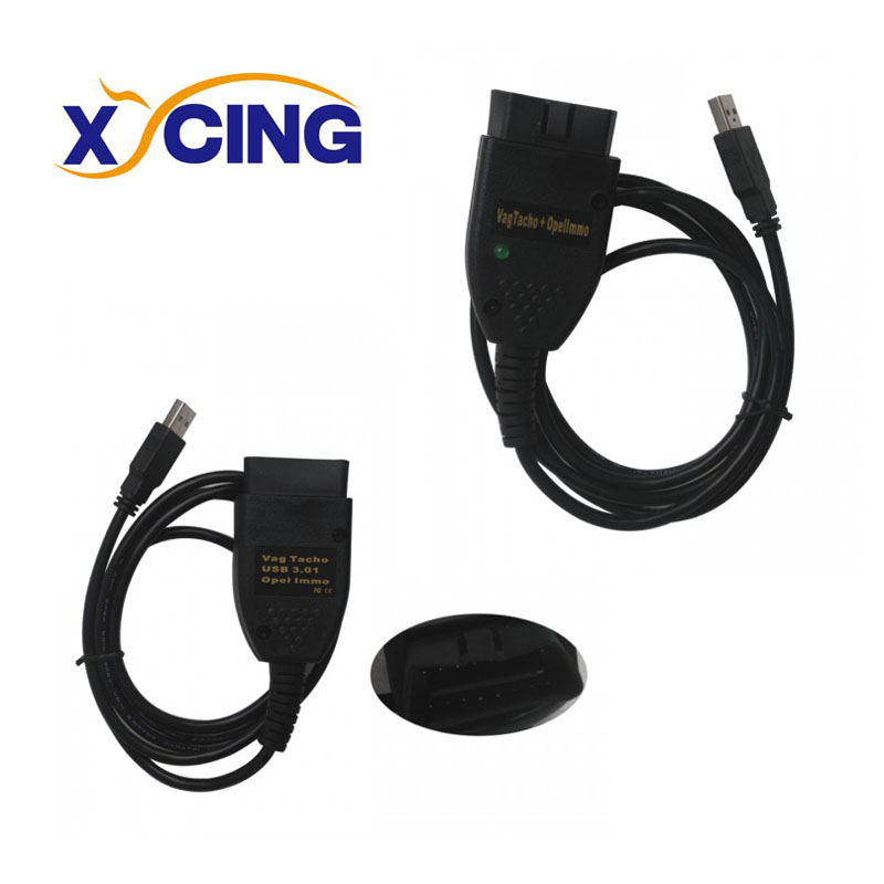 XYCING di TACHI di VAG USB 3.01 + Opel Immo Airbag-SG07