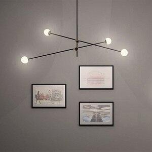 Image 2 - Modern Nordic Pendant Lights hanglampen voor eetkamer Douille G9 LED Lamp Light Bulb