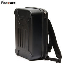 Original Realacc Backpack Hardshell Case Shoulder Bag Suitcase For WLtoys A979 A979-B RC Car Accessories Black RC Models