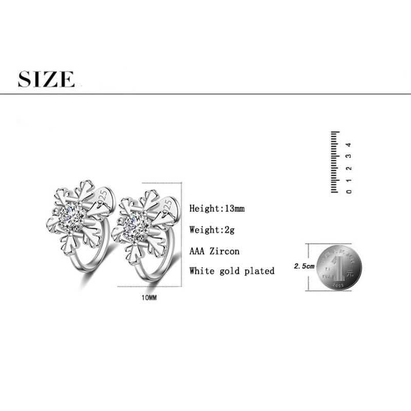 JYouHF μόδα γυναικεία σκουλαρίκια - Κοσμήματα μόδας - Φωτογραφία 6