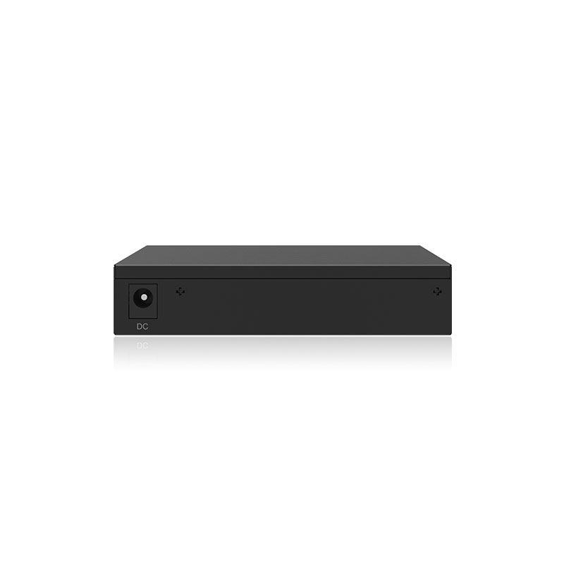 UTT S1042GP 4 Port Unmanaged Gigabit Ethernet 5 PoE Switch 60W 802.3af/at RJ45 Uplink & SFP, for IP Camera & AP Access Point 4