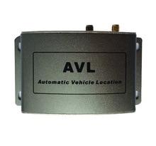Vehículo GPS / GSM / GPRS tracker avl02, soporte de combustible Sensor de temperatura, kilometraje, 16 MB de memoria, detectar coches ON / off, ninguna caja al por menor