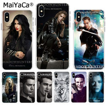 Maiyaca American TV Series Pemburu Bayangan 2 Mewah Berkualitas untuk iPhone 8 7 6 6S Plus X XS MAX 10 5 5S SE XR Coque Shell(China)