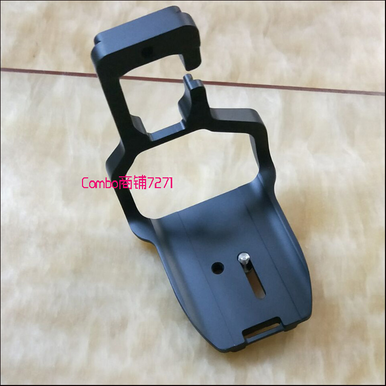 Vertical Quick Release L Plate/Bracket Holder hand Grip Base Handle for canon 6D2 6DII 6D Mark II