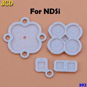 Image 3 - JCD резиновый проводящий D pad для мальчиков, классический ГБ GBC GBP GBA SP для 3DS NDSL NDSI NGC, силикон, начать выбор клавиатуры